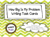 WRITING How Big Is My Problem Scoot Game