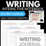 WRITING JOURNAL INTERACTIVE NOTEBOOK 6-10