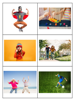 WRITING KIT #1: Photos & Activities to Gain Inspiration & Writing Creativity