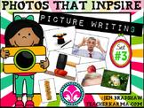 WRITING KIT #3 ~ Picture Writing ~ Photos  ~ Activities ~ Inspiration