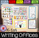 WRITING OFFICES K-1ST