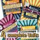 WRITING BUNDLE: Persuasive, Literature, Expository and Narrative Essay Writing