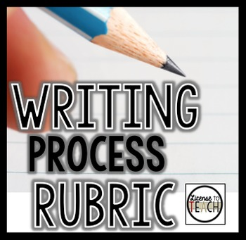 WRITING PROCESS FREEBIE