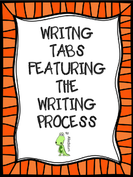 WRITING PROCESS TABS