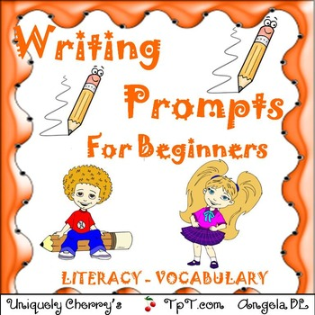WRITING PROMPTS FOR BEGINNERS