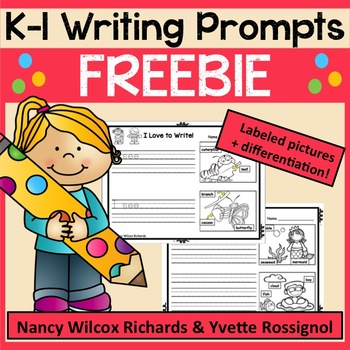 WRITING PROMPTS FREEBIE