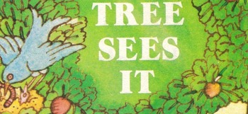 WRITING Point-Of-View Prompt/ Story Starter for AS A TREE SEES IT (Perspective)