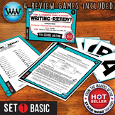 WRITING READY 4th Grade Task Cards - Categorizing/Organizing Ideas ~ BASIC SET 1