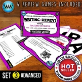 WRITING READY 4th Grade Task Cards - Using Correct Capitalization ~ ADVANCED 3