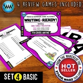 WRITING READY 4th Grade Task Cards - Using Correct Punctuation ~ BASIC SET 4