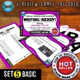 WRITING READY 4th Grade Task Cards - Using Correct Spelling ~ BASIC SET 5
