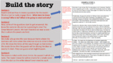 WRITING STORIES PACK 1: And suddenly it went dark!