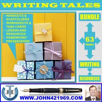 WRITING TALES BUNDLE