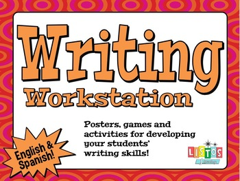 WRITING Workstation - English & Spanish
