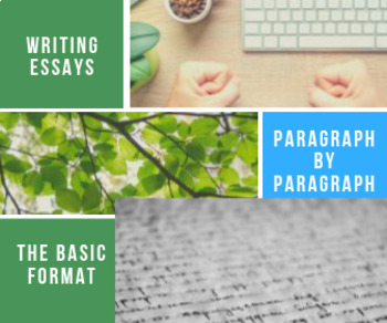 WRITING with HIT, TREE, TRACE Model Essay Texts (FREE! Goes with PowerPoint!)