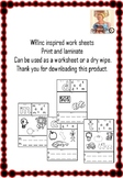 READ WRITE INc   inspired work sheets