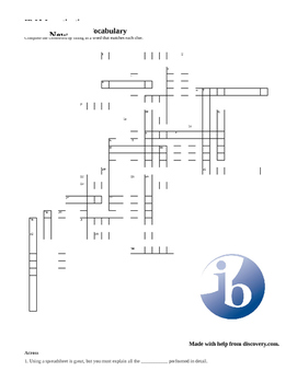 WS new concepts IB IA investigation