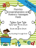 WTW Fluency Passages for Within Words and Syllables and Affixes BUNDLE
