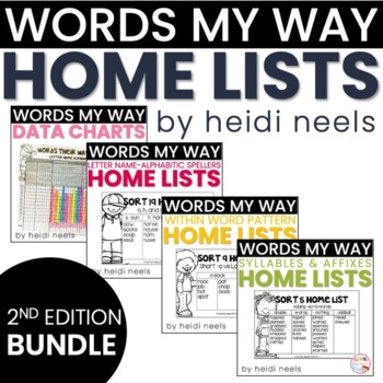 WTW Home Lists and Data Bundle