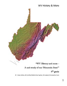 WV History & More (Curriculum)