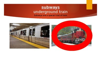 WV Journeys Oral Vocabulary Powerpoint Unit 1 Lesson 5