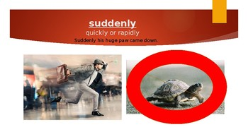 WV Journeys Oral Vocabulary Powerpoint Unit 1 Lessons 1-5