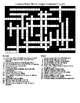 WW II Battles, Small Arms, People, Planes & Vehicles Crosswords & Word Searches