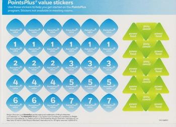 WW PP Avery 5366 stickers