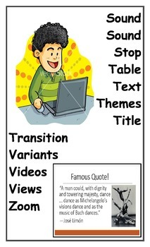 Technology Word Wall - PowerPoint Program