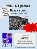WW1 Digital Breakout