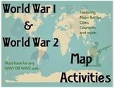 WW1 & WW2 Map Bundle