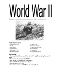 WW2 Guided Note Packet for American History Classes