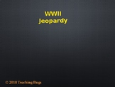 WW2 Review Game
