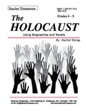 WW2 - THE HOLOCAUST - Collection of Novel Studies