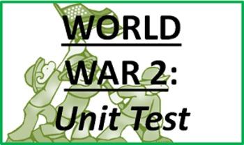 WW2 Test