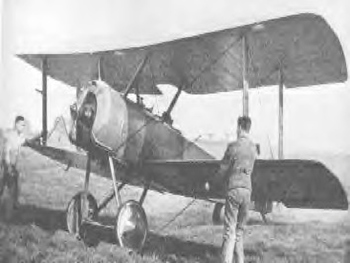 WWI Aircraft