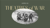 WWI - All Theatres of War PowerPoint