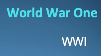 WWI Complete Unit Notes / Presentation (115 Slides!)