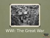 WWI Great War PowerPoint