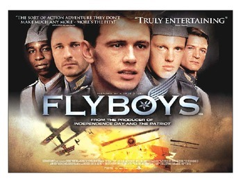 WWI Lesson Enhancement with Flyboys Movie