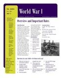 WWI - Parent Newsletter