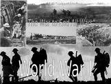 WWI Power Point