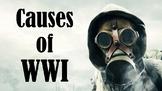 WWI PowerPoint Presentation