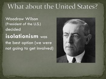 WWI Powerpoint