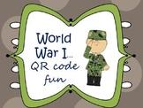 WWI {QR code fun}