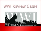 WWI Review Game -9th Grade