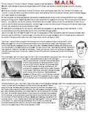 WWI Review Sheet (WWI in a Day)