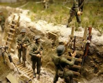 WWI Shoebox Trench Project
