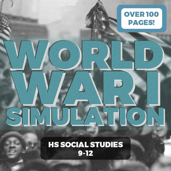 WWI Simulation