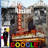 WWI and the 1920's Lesson: The Roaring Twenties